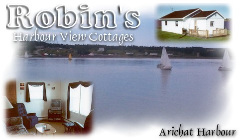 Robin's Harbourview Cottages